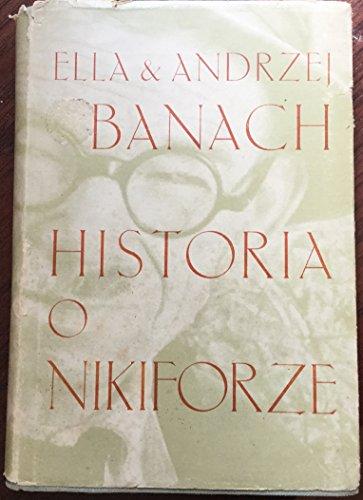 Historia O Nikiforze (Polish Edition): n/a