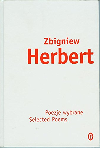 9788308037713: Selected poems