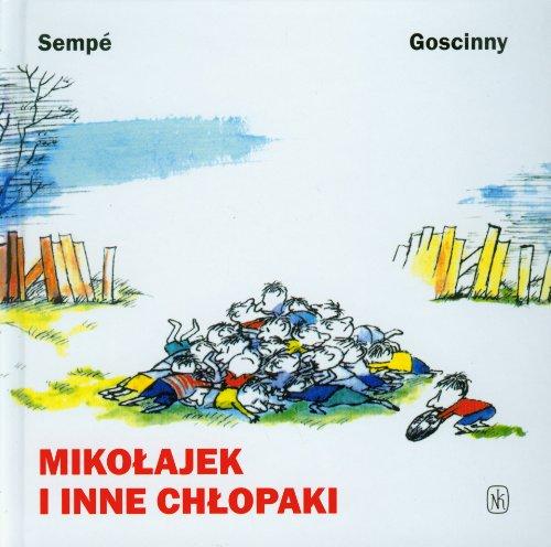 9788310118493 Mikolajek I Inne Chlopaki Abebooks Rene Goscinny