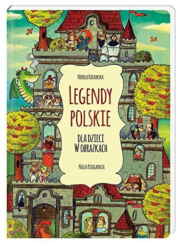 9788310128614: Legendy polskie dla dzieci w obrazkach