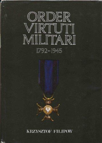 9788311077898: Order Virtuti Militari 1792-1945 (Polish Edition)