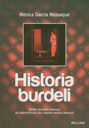 9788311122505: Historia burdeli