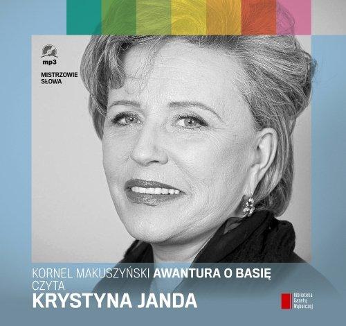 Awantura o Basie + CD: Makuszynski Kornel
