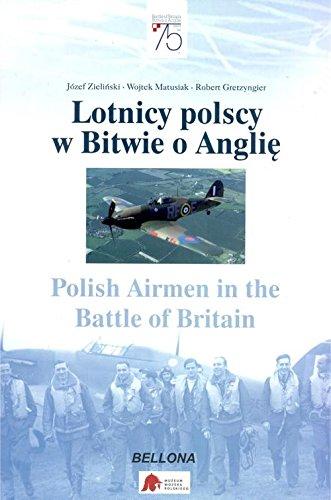 Lotnicy polscy w Bitwie o Anglie: Zielinski Jozef