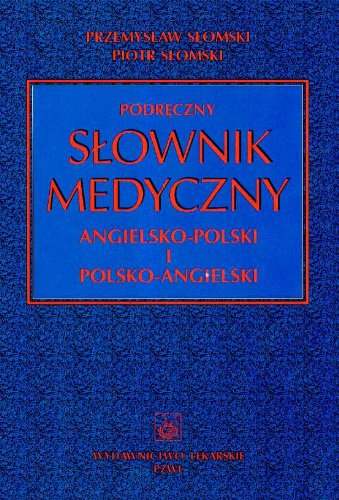 9788320037692: English-Polish and Polish-English Concise Medical Dictionary