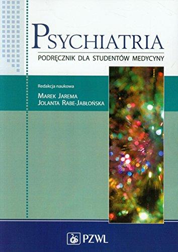9788320041804: Psychiatria Podrecznik dla studentow medycyny