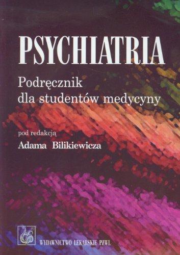 9788320043594: Psychiatria Podrecznik dla studentow medycyny