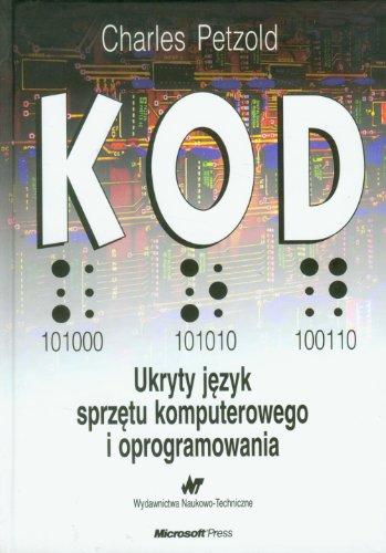 9788320426861: Kod Ukryty jezyk sprzetu komputerowego i oprogramowania