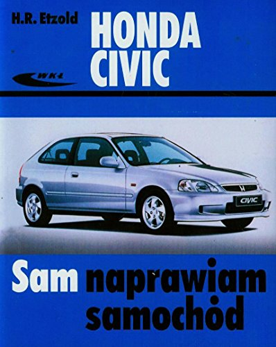9788320613896: Honda Civic