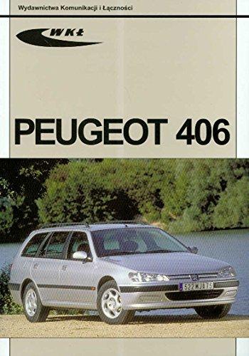 9788320616644: Peugeot 406