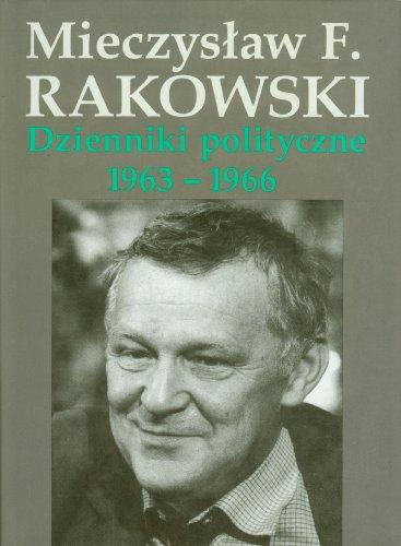 9788320716214: Dzienniki polityczne, 1963-1966 (Polish Edition)