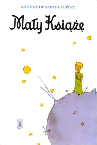 9788321109640: Maly Ksiaze: Little Prince (Polish Edition)