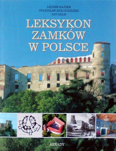 9788321341583: Leksykon zamkow w Polsce