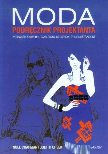 9788321348469: Moda Podrecznik projektanta