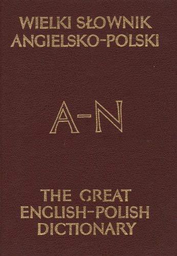 The Great English-Polish Dictionary : 2 Volume Set: Stanislawski, Jan; Jassem, Wiktor (Editor)