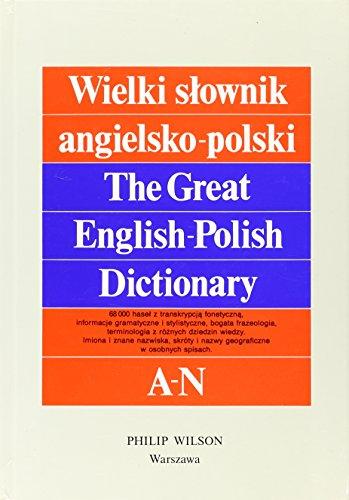 9788321407609: The Great English-Polish Dictionary / Wielki slownik angielsko-polski (English and Polish Edition)
