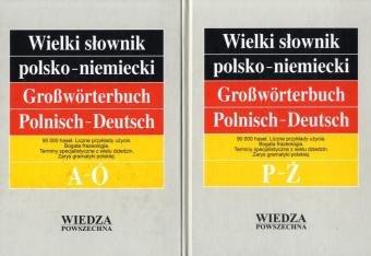 9788321407937: grossworterbuch_polnisch-deutsch-wielki_slownik_polsko-niemiecki,_2_bde.