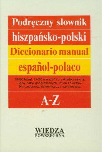 9788321409252: Diccionario manual espanol-polaco