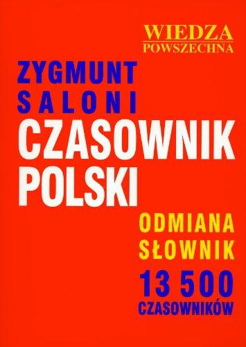 9788321413723: Czasownik polski Odmiana slownik 13 500 czasownik�w