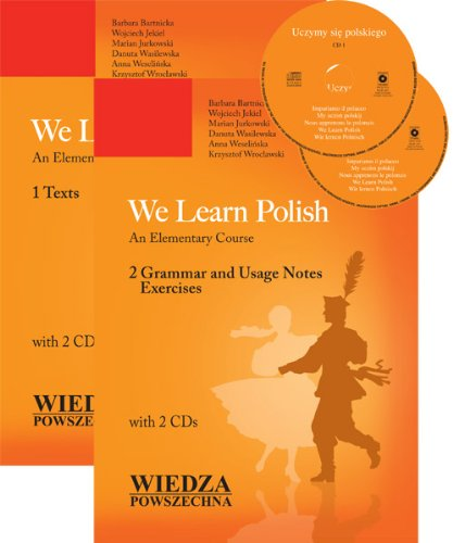 9788321414881: We Learn Polish Tom 1-2 + 2 CD