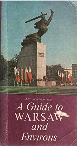 9788321723273: A guide to Warsaw and environs