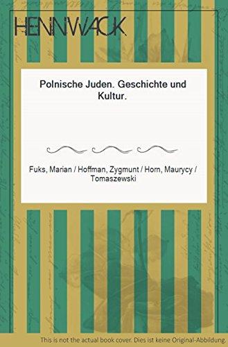 9788322320037: Polnische Juden: Geschichte und Kultur (German Edition)