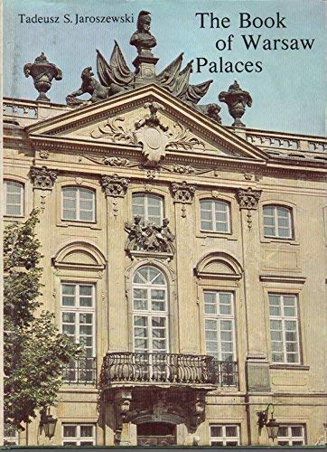 9788322320488: The book of Warsaw palaces