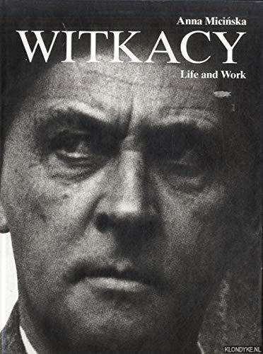 9788322323595: Witkacy-Stanisław Ignacy Witkiewicz: Life and work