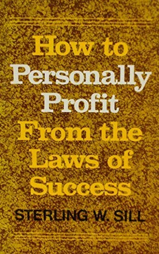 9788322362242: How To Personally Profit From the Laws of Success