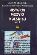 Title: Historia muzyki polskiej Polish Edition Chominski,