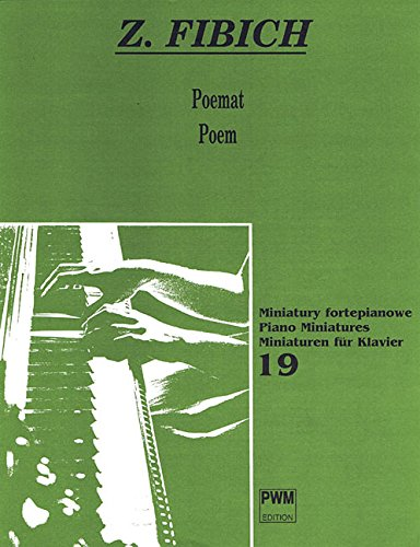 9788322405048: Poem for Piano (Piano Miniatures)