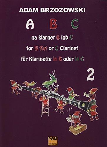 ABC na klarnet B lub C: Adam Brzozowski