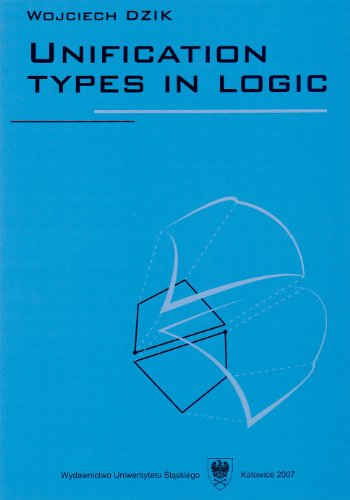 9788322617175: Unification Types in Logic