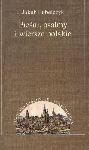 9788322727393: Piesni psalmy i wiersze polskie