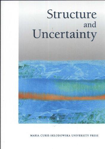 STRUCTURE AND UNCERTAINTY.: BLAIM, Ludmila Gruszewska,
