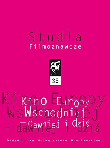 9788322934319: Kino Europy wschodniej - dawniej i dzis