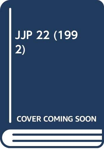 JJP 22 (1992) Journal of Juristic Papyrology