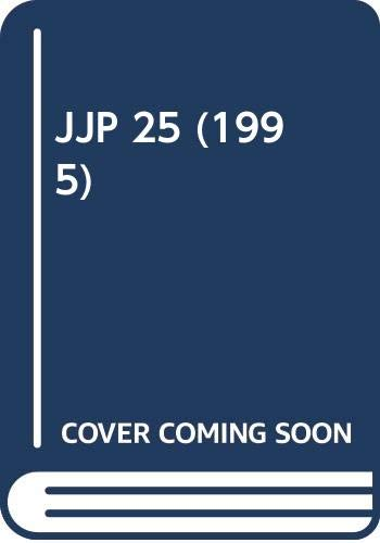 JJP 25 (1995) Journal Of Juristic Papyrology