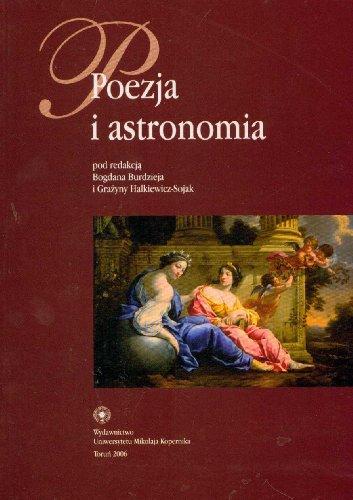 9788323119203: Poezja i astronomia