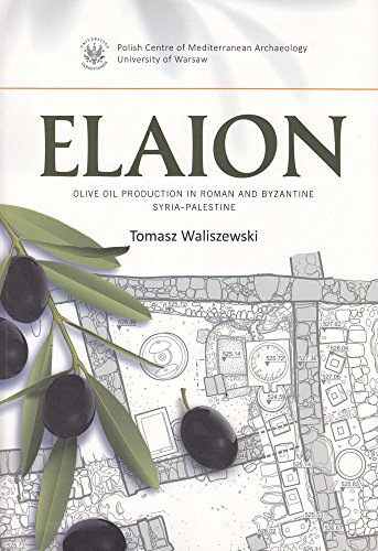 9788323513452: ELAION (PAM Monograph Series)