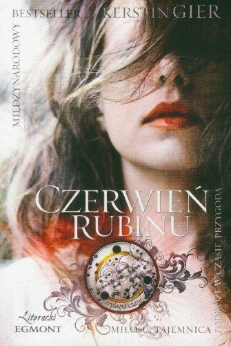 9788323734383: Czerwien Rubinu t.1