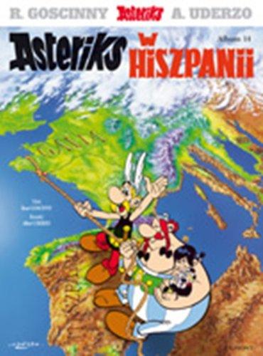 9788323736110: Asteriks w Hiszpanii album 14
