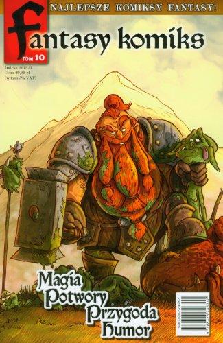 9788323746317: Fantasy Komiks, Tom 10