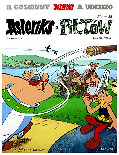 "9788323761815: Asteriks U Pikt?lw Tom 35 - Jean-Yves Ferri, Didier Conrad [KSIÄ""??KA]"