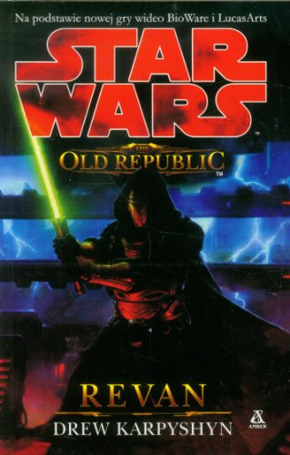 9788324146086: Star Wars Old Republic Revan