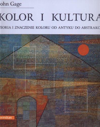 9788324207343: Kolor i kultura