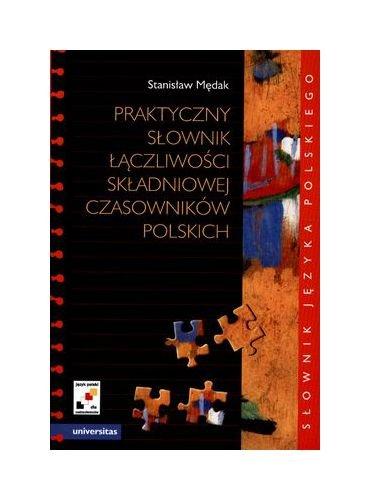 9788324212781: Praktyczny SĹ ownik Ĺ Ä czliwoĹ ci SkĹ adniowej CzasownikĂłw Polskich - StanisĹ aw MÄ dak [KSIÄ ĹťKA]