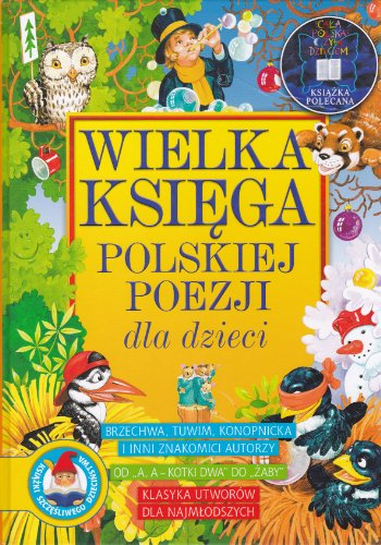 Book of Polish Poetry for Children (Wielka