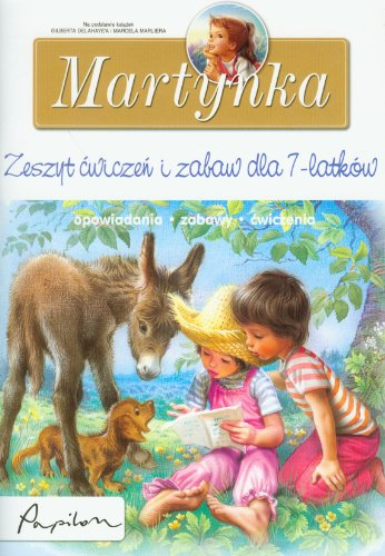 9788324573806: Martynka Zeszyt cwiczen i zabaw dla 7-latków
