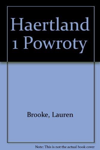 9788324587001: Haertland 1 Powroty